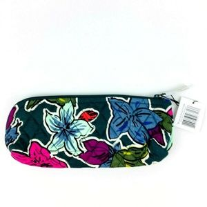 Vera Bradley On A Roll Case Falling Flowers Case